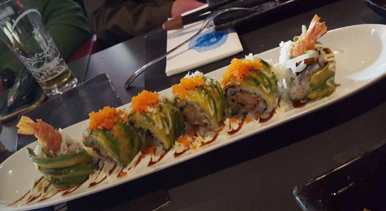 Sushi eten in Enschede